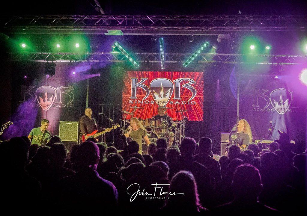 Kings of Radio debut John Swensen as lead vocalist