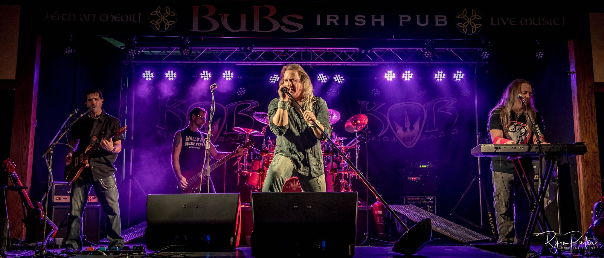 Kings of Radio at Bubs Irish Pub